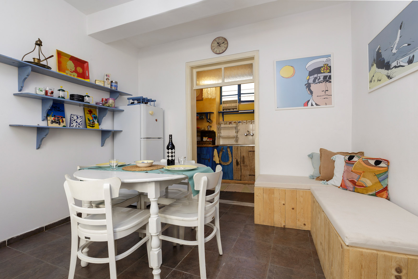 Corto Maltese Traditional House, Casa Antica Boutique Apartments, Rhodes Greece